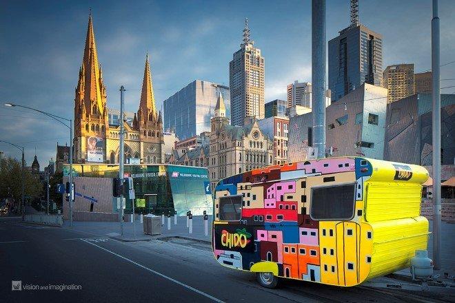 1. Melbourne