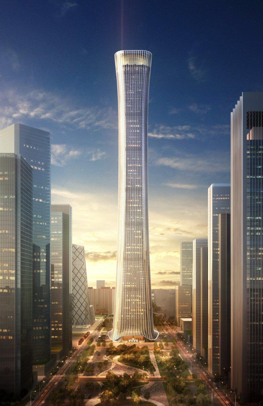 10. Zhongguo Zun, Beijing, China