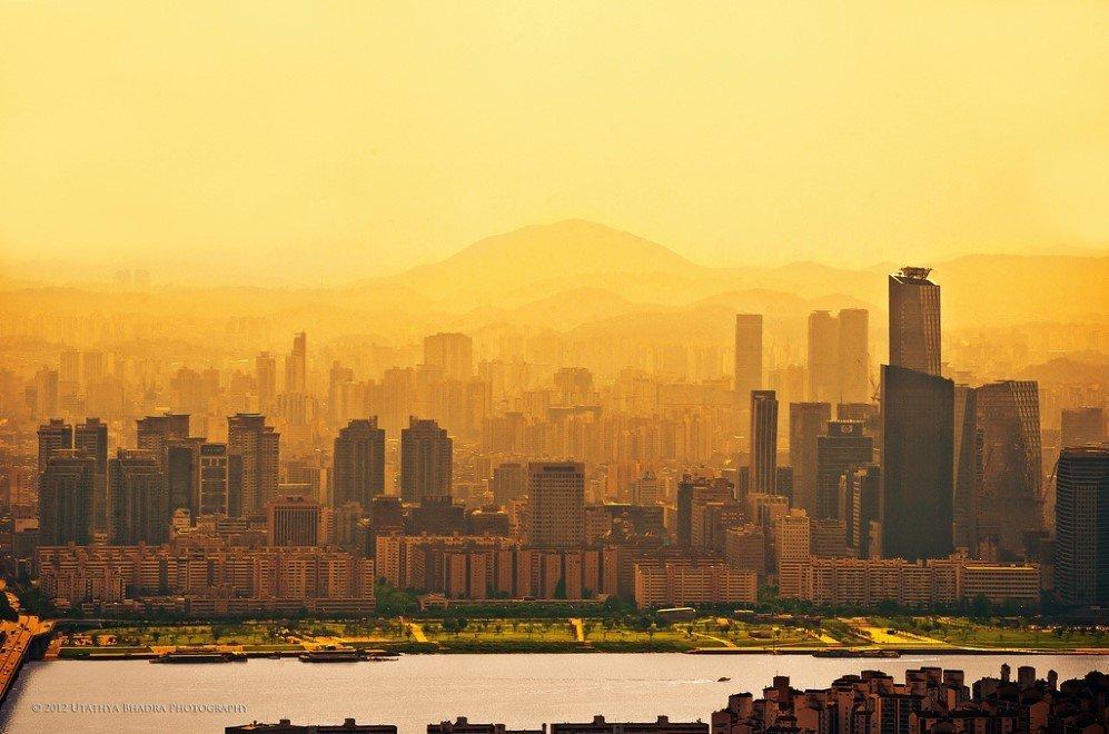 5. Seoul, South Korea