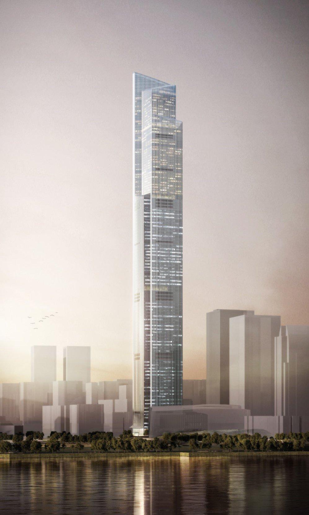 9. CTF Finance Center, Guangzhou, China