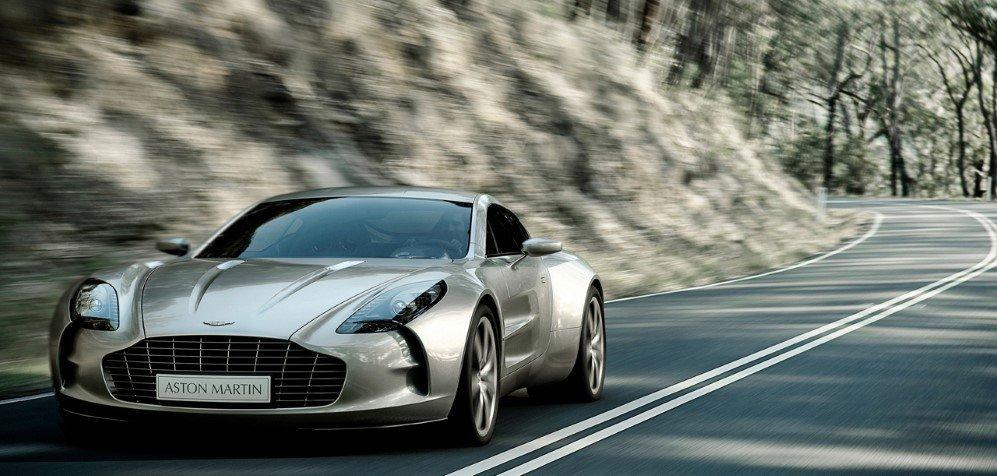 Aston Martin One-77 (2)