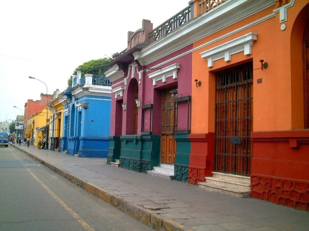 Barranco, Lima, Peru