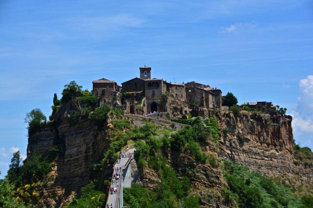 Civita Di Bagnoregio, Italy (1)