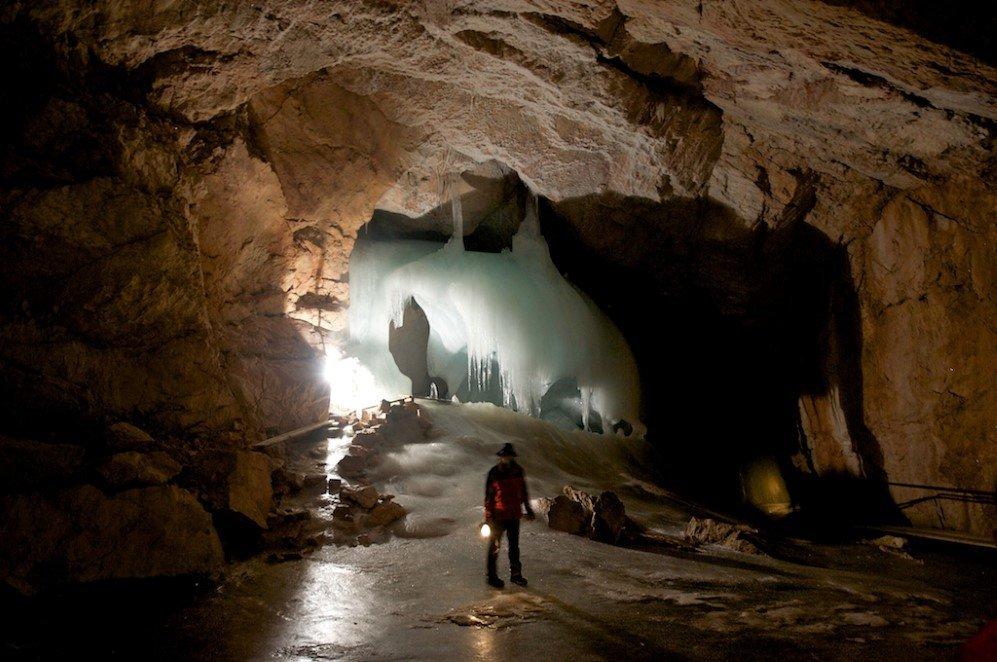 Eisriesenwelt Cave, Werfen, Austria (1)