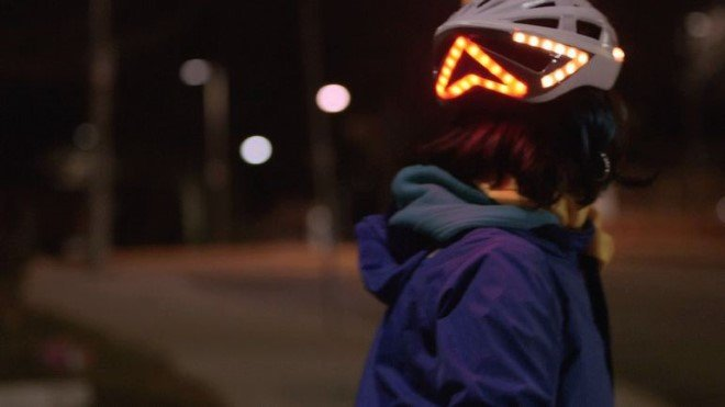 Lumos Bicyle Helmet