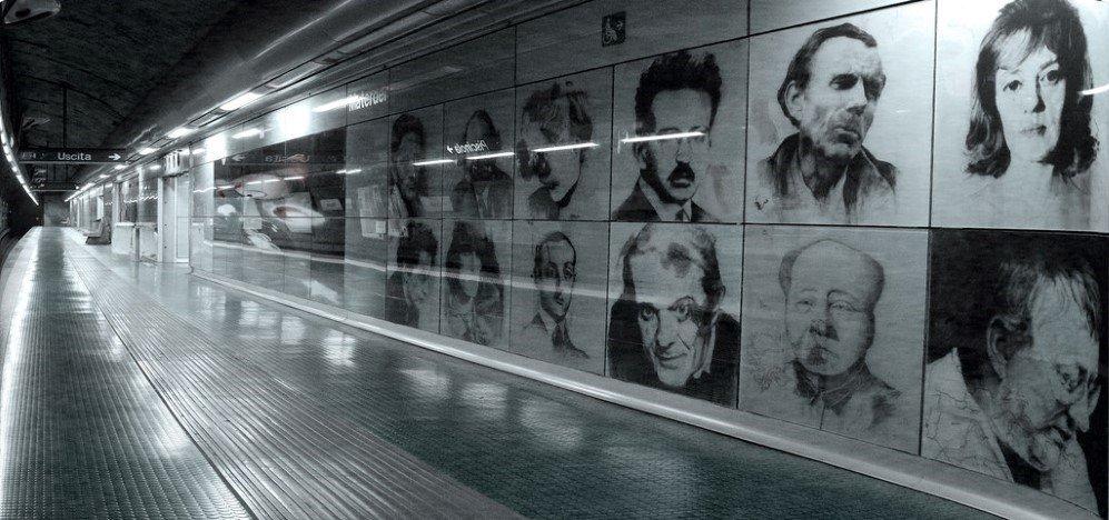 Materdei Station, Naples, Italy