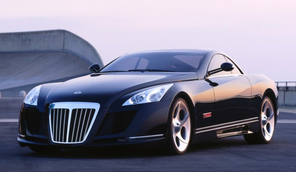 Maybach Exelero (2)