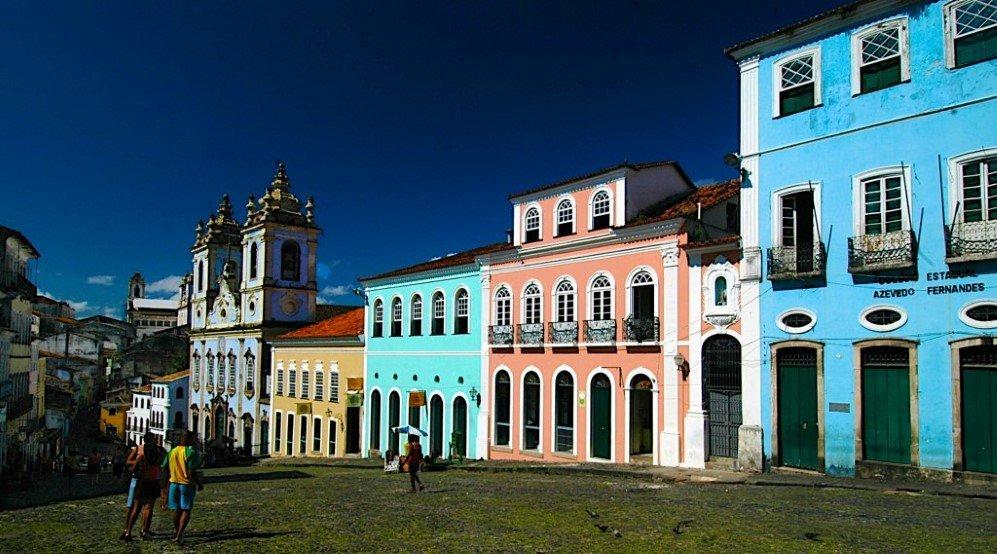 Pelourinho, Salvador, Brazil