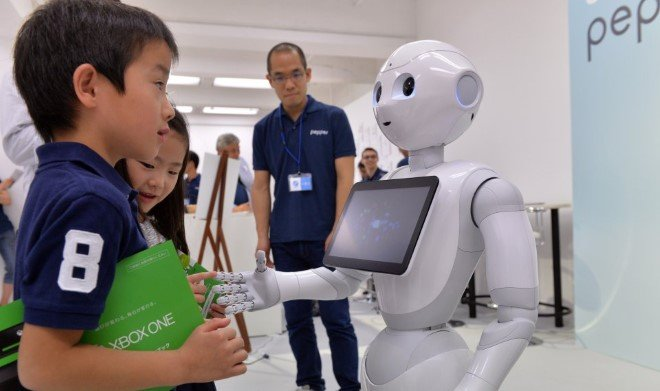Pepper The World's First Humanoid Robot (3)