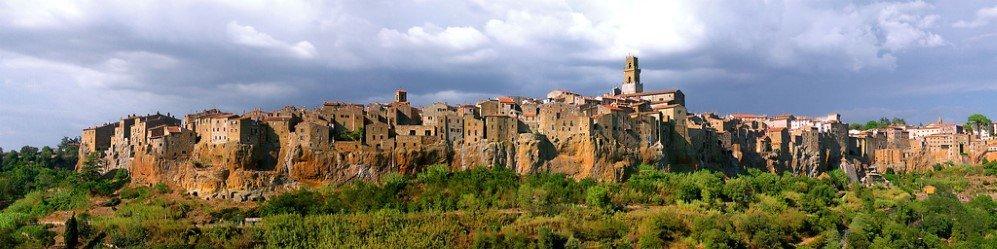 Pitigliano, Grosseto, Italy (1)