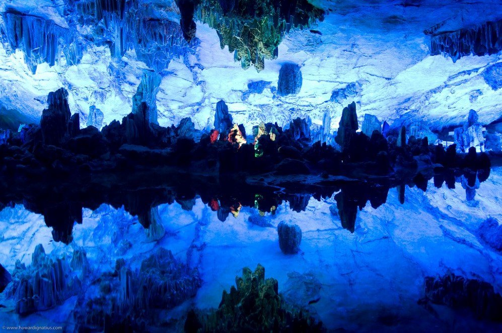 Reed Flute Cave, Guilin, China (2)