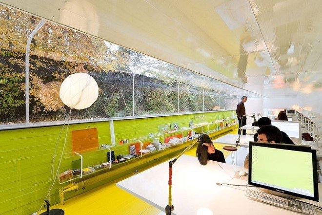 SelgasCano Office