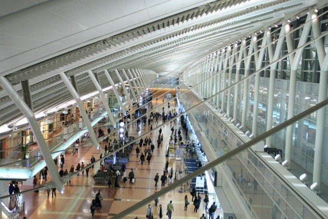 Tokyo Haneda International Airport (1)