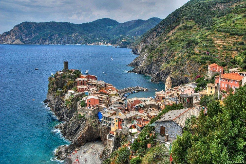 Vernazza, Italy (1)