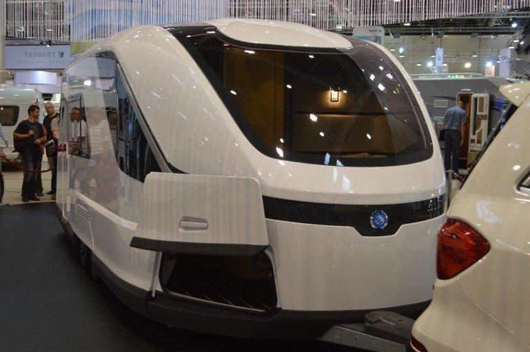Yacht Inspired Caravisio Caravan Concept (1)