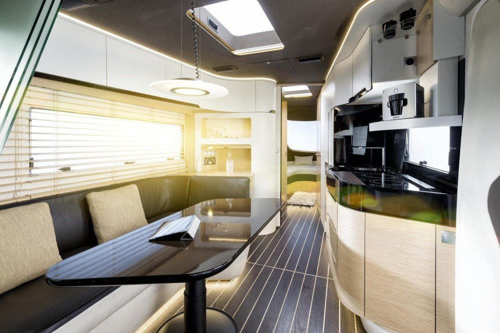 Yacht Inspired Caravisio Caravan Concept (6)