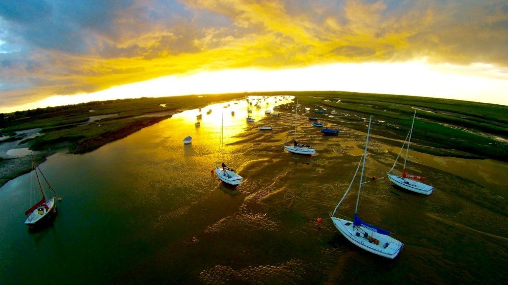 Brancaster, North Norfolk, England