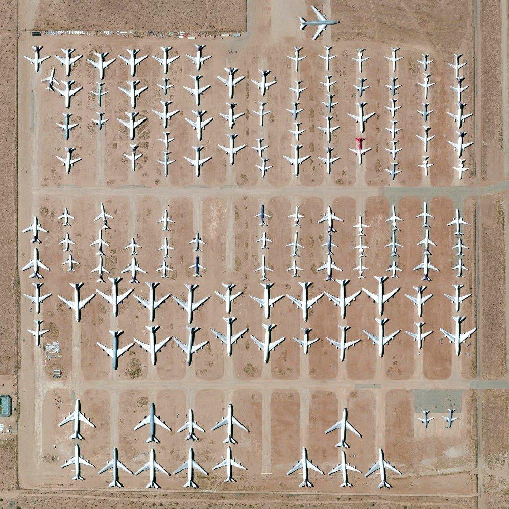 Victorville Airplane Boneyard