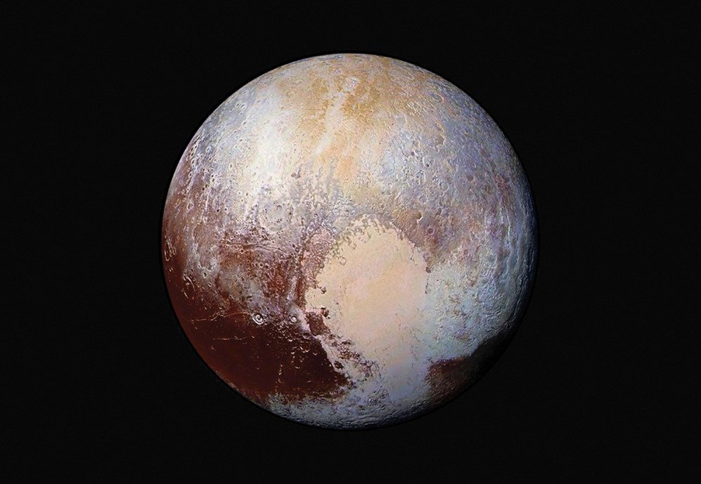 After nine years and billions of miles, we finally reached Pluto to see what our far-off cousin planet looked like up close for the first time – July 14, 2015.