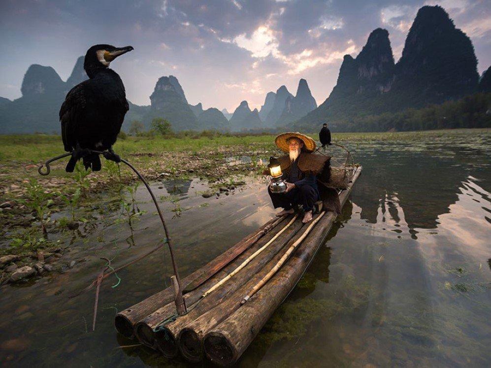 Xingping, Guanxi province, China
