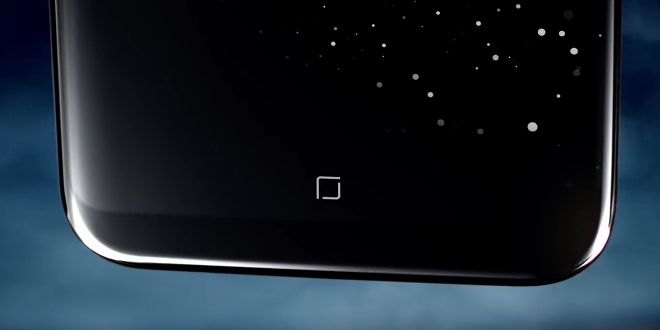 Samsung Galaxy s8 Force Touch Home Button