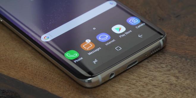 Samsung Galaxy s8 Headphone Jack