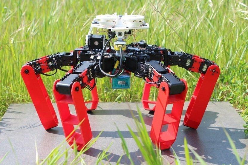Antbot No GPS Robot Navigation