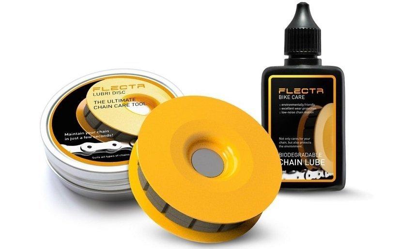 Flectr Lubri Disc Chain Lubrication
