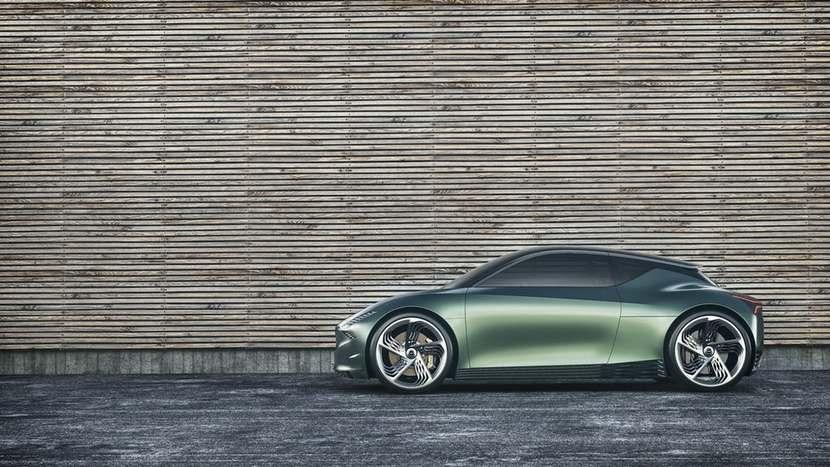 Genesis Mint Electric Concept Vehicle