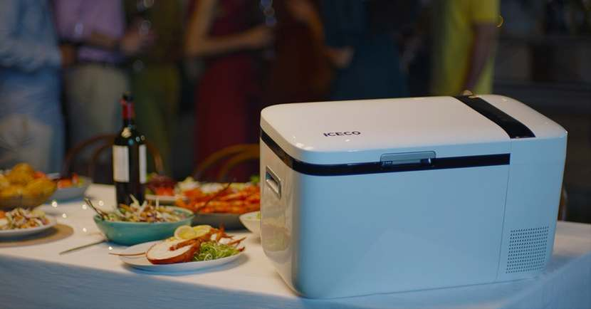 iFreezer Portable Fridge Freezer