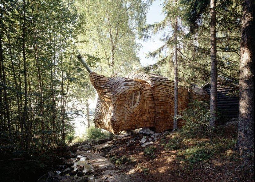 hobbit home by Boris Zeisser