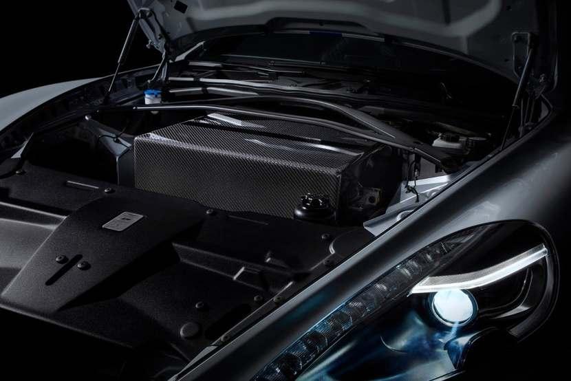 Aston Martin Rapide-E Electric Vehicle