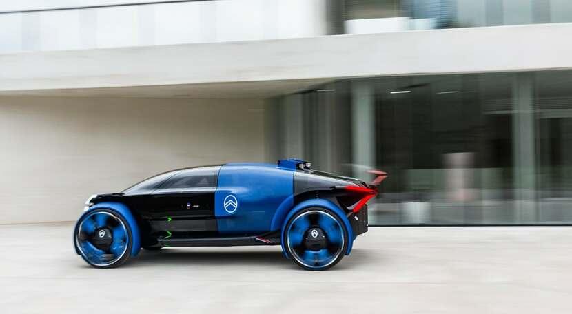 Citroen 19_19 Electric Concept Car