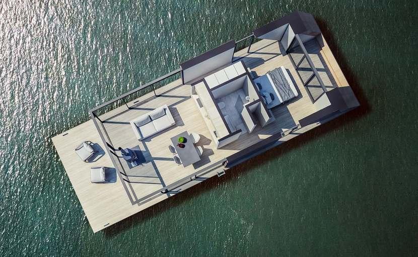 Naturecruiser Floating Home