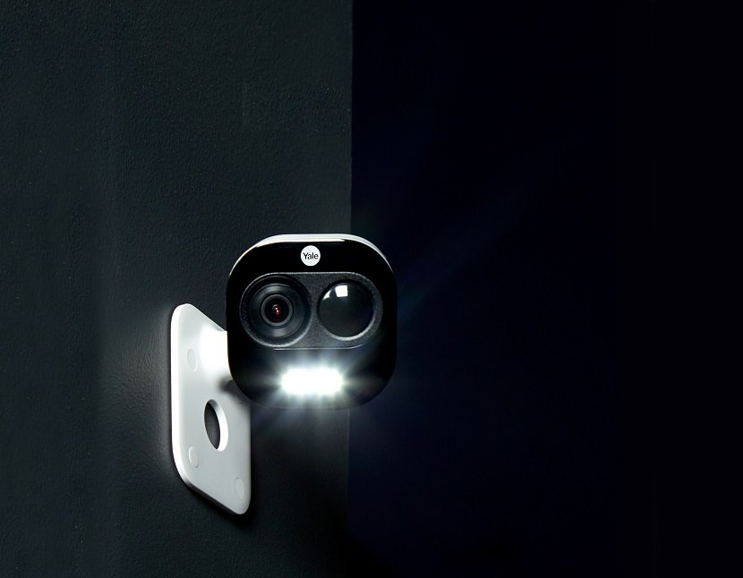 Yale Voice Controlled Security Camera