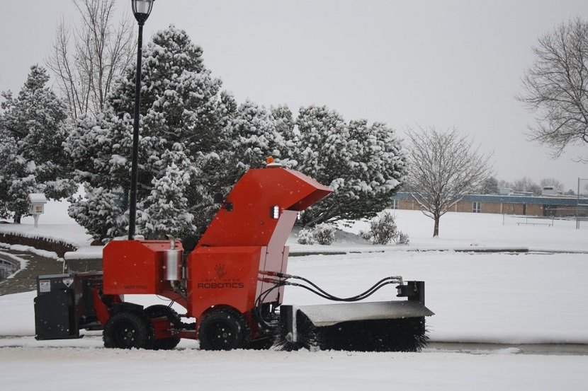 Snowbot Pro Snow Clearing Robot