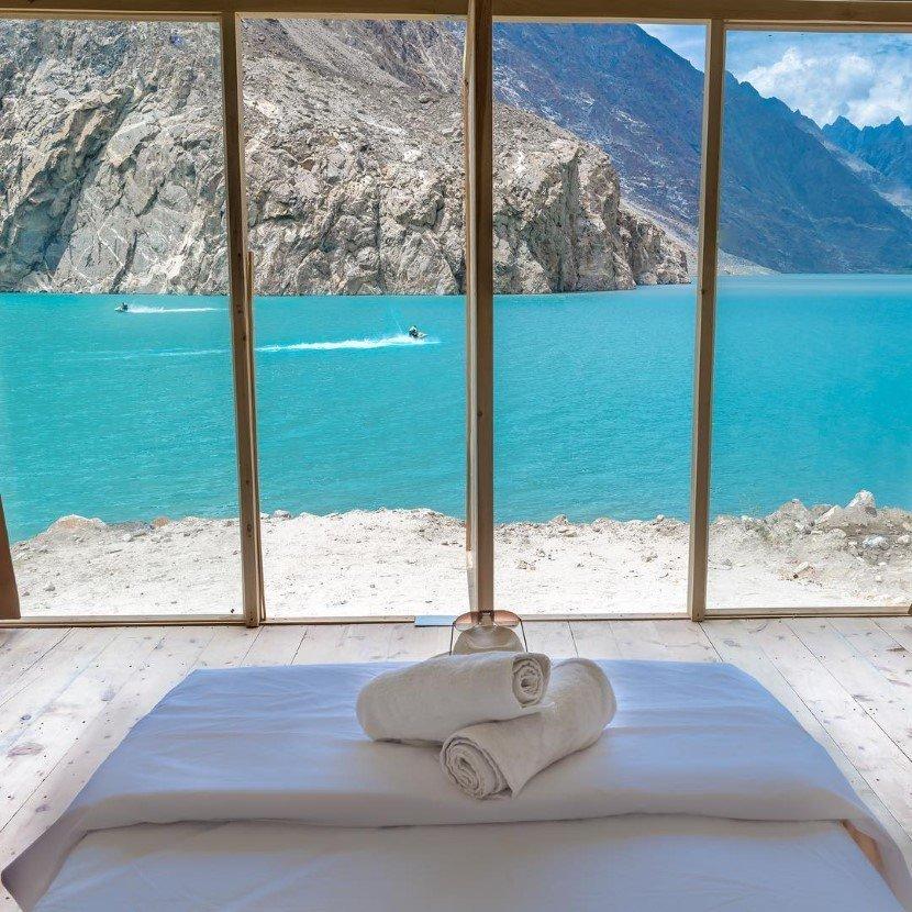 Luxus Hunza The Attabad Lake Resort Pakistan