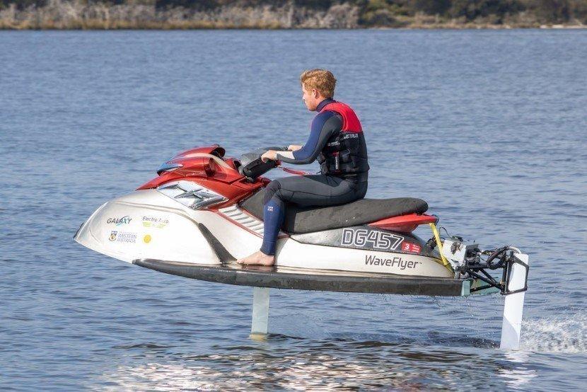 Waveflyer Electric Hydrofoil Jet-Ski