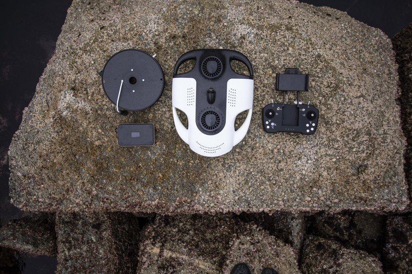 BW Space Pro Underwater Drone