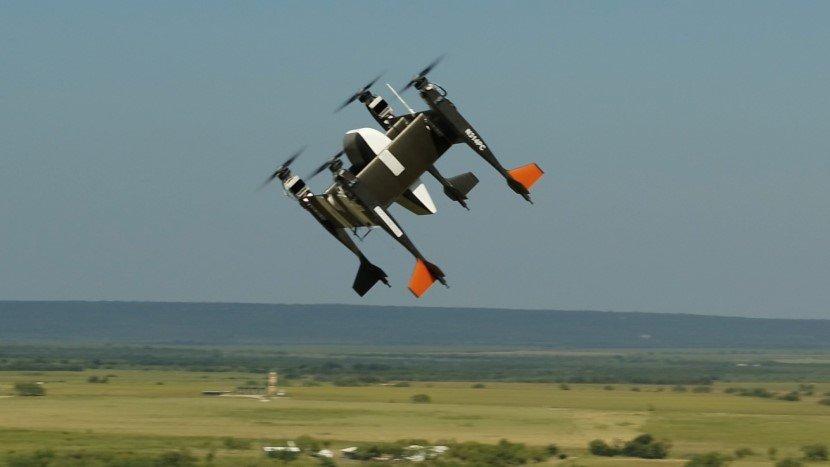 Bell VTOL Drone APT 70