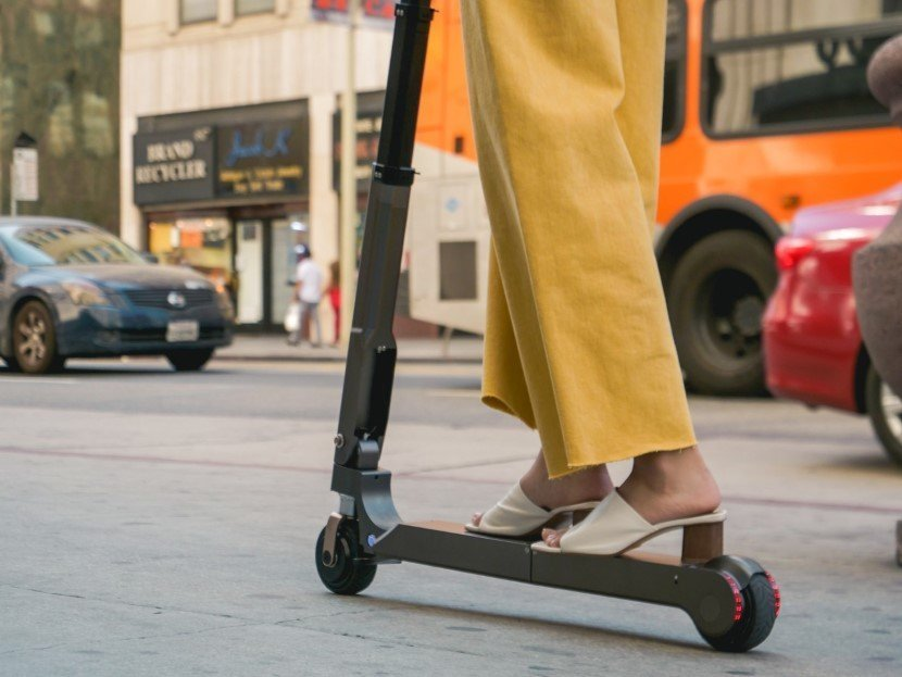 Hyundai Foldable Electric Scooter