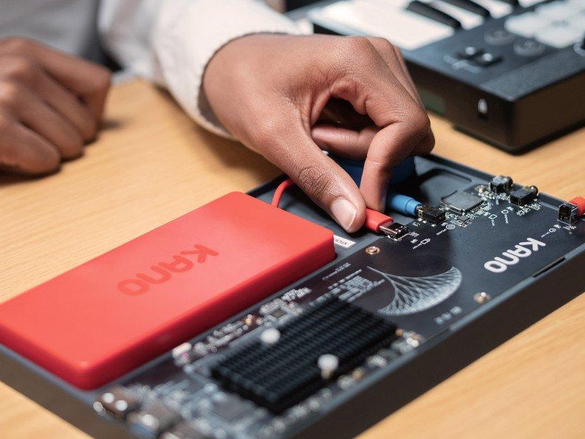 KANO and Microsoft DIY Laptop