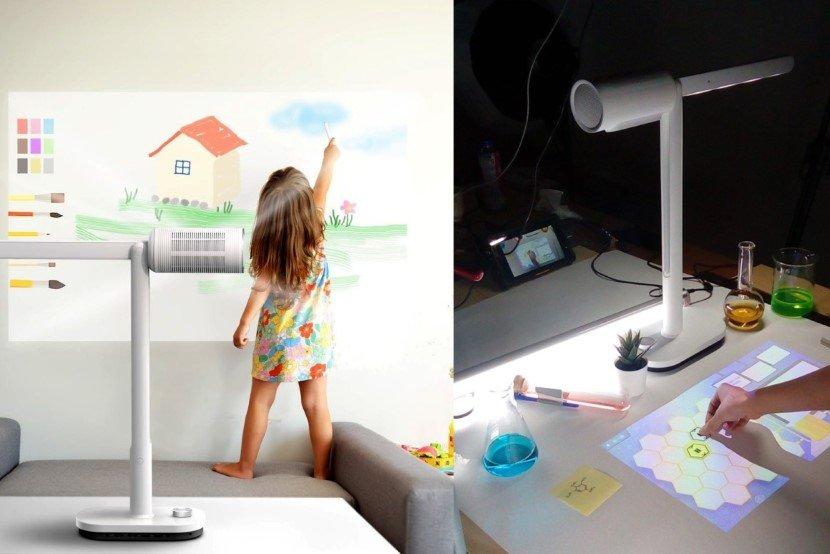 Lumi Lamp Projector