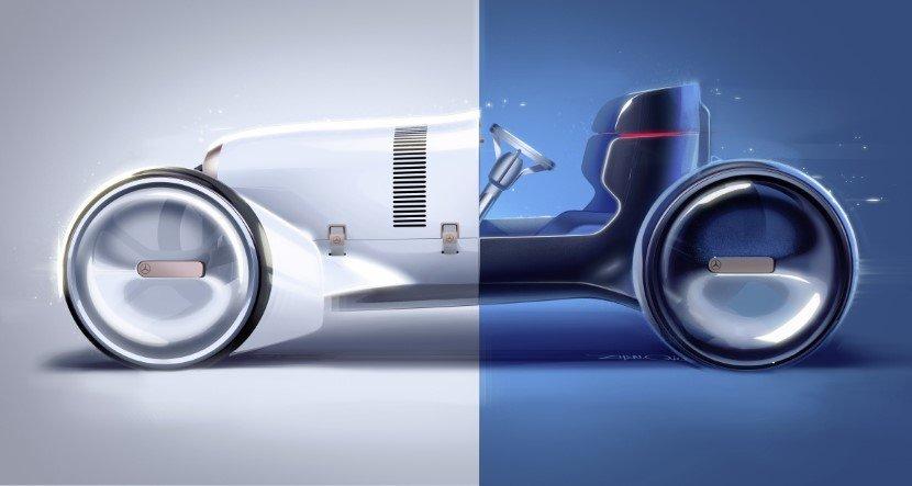 Mercedes Vision Simplex