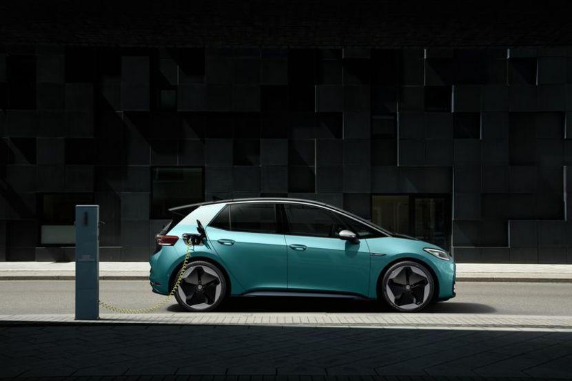 Volkswagen ID.3 Electric Vehicle