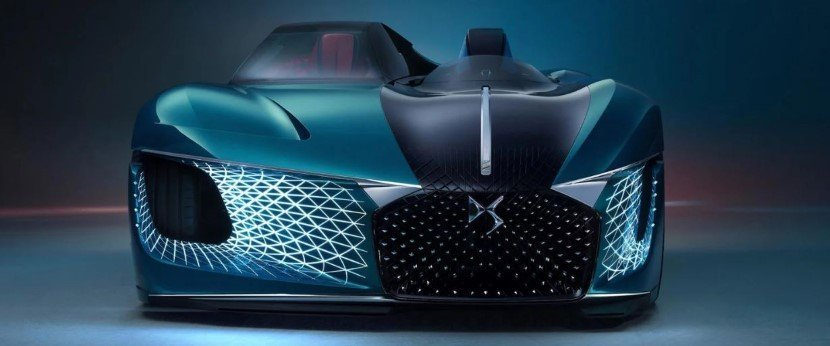 The latest DS X E-Tense