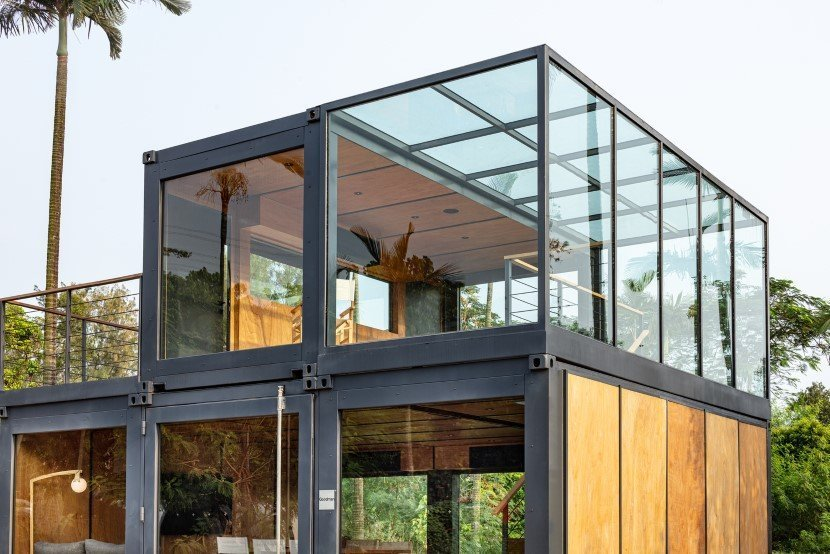 Goodman Westlink - A Work of Substance - Shipping Container House (1)