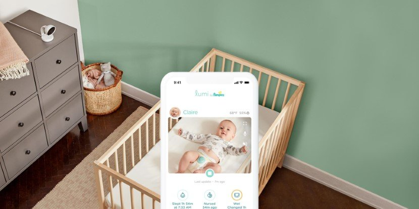 The Lumi by Pampers app