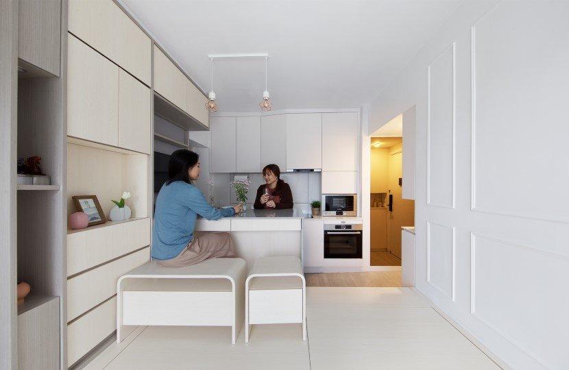 Smart Zendo Apartment in Hong Kong