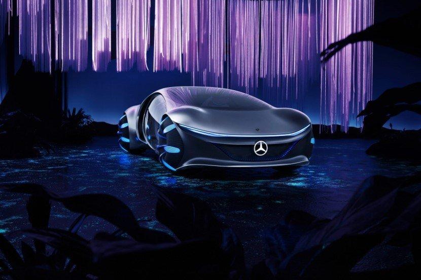 Mercedes-Benz VISION Avatar